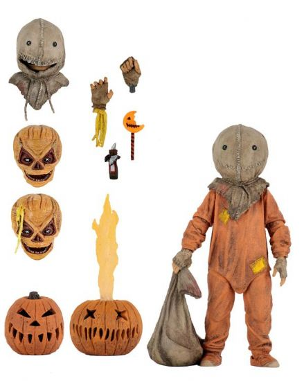 NECA Trick 'r Treat Ultimate Sam